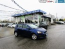 Used 2013 Chevrolet Sonic LT HATCHBACK*** payments from $59 bi weekly oac*** for sale in Surrey, BC