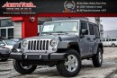 New 2017 Jeep Wrangler Unlimited New Car Sport|4x4|PwrConv,Lighting,Connect,ColdWthrPkgs|HardTop|17