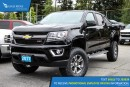 New 2017 Chevrolet Colorado Z71 Navigation, Heated Seats, and Backup Camera for sale in Port Coquitlam, BC