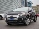 Used 2013 Ford Edge LIMITED LEATHER-NAV-PANORAMIC ROOF for sale in Scarborough, ON