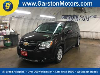 Used 2013 Chevrolet Orlando LT*7 PASSENGER*REMOTE STARTER*HEATED FRONT SEATS*PHONE CONNECT*POWER DRIVER SEAT*ALLOYS* for sale in Cambridge, ON