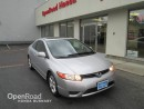 Used 2008 Honda Civic Cpe LX-SR for sale in Burnaby, BC