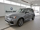 New 2017 BMW X3 xDrive35i for sale in Edmonton, AB
