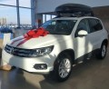 New 2017 Volkswagen Tiguan Comfortline 2.0T 6sp at w/Tip 4M for sale in Orleans, ON