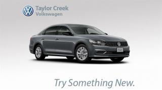 New 2017 Volkswagen Passat Trendline plus 1.8T 6sp at w/ Tip for sale in Orleans, ON