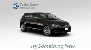 New 2017 Volkswagen Golf 5-Dr 1.8T Trendline 6sp at w/Tip for sale in Orleans, ON