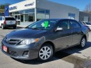 Used 2011 Toyota Corolla CE for sale in Kitchener, ON