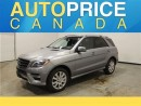Used 2014 Mercedes-Benz ML-Class NAVI PANOROOF 360 CAMERA for sale in Mississauga, ON