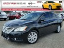 Used 2013 Nissan Sentra SL w/alloys,rear spoiler,heated seats for sale in Cambridge, ON