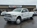 Used 2013 Dodge Ram 3500 LARAMIE CREW DUALLY **CUMMINS DIESEL** for sale in Gloucester, ON