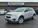 Used 2011 Chevrolet Equinox LS **ONLY 79000KM** for sale in Gloucester, ON