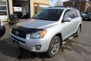 Used 2010 Toyota RAV4 Sport Leather Sunroof for sale in Brampton, ON