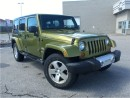 Used 2008 Jeep Wrangler UNLIMITED SAHARA**TRAILER TOW GROUP** for sale in Mississauga, ON