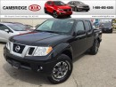 Used 2017 Nissan Frontier CREW PRO ** DEAL PENDING ** for sale in Cambridge, ON