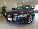 Used 2012 Audi A8 Premium Night Vision|BlindSpot|Navigation for sale in Toronto, ON