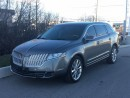 Used 2010 Lincoln MKT PEANUT BUTTER INTERIOR **ACCIDENT FREE** for sale in Brampton, ON
