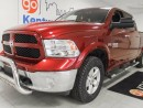Used 2014 Dodge Ram 1500 SLT outdoorsman with NAV, heated seats AND steering wheel for sale in Edmonton, AB