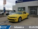 Used 2014 Chevrolet Camaro 1LT Automatic for sale in Edmonton, AB