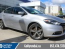 Used 2015 Dodge Dart GT Leather Alloys Low KMS for sale in Edmonton, AB