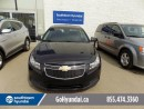 Used 2012 Chevrolet Cruze TURBO! CRUISE, HEATED SEATS. for sale in Edmonton, AB