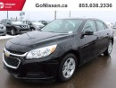Used 2016 Chevrolet Malibu Limited 4 DOOR. AUTO. LIMITED!! ALLOY RIMS! for sale in Edmonton, AB