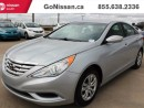 Used 2012 Hyundai Sonata GLS. 4 DOOR SEDAN PRICED TO SELL FAST!! for sale in Edmonton, AB
