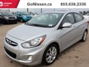 Used 2013 Hyundai Accent moon roof. cruise & AUTO!! for sale in Edmonton, AB