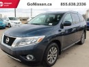 Used 2014 Nissan Pathfinder 4X4. BACK UP CAMERA. HEATED SEATS!! for sale in Edmonton, AB