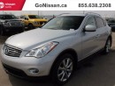 Used 2015 Infiniti QX50 Journey Pkg, sunroof, low Km's!! for sale in Edmonton, AB