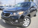 Used 2013 Kia Sorento LX-Excellent Maintenance Records for sale in Mississauga, ON