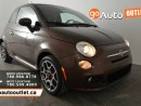 Used 2015 Fiat 500 Sport for sale in Edmonton, AB