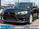 Used 2014 Mitsubishi Lancer Evolution MR AWC 291 HP for sale in Edmonton, AB