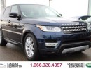 Used 2015 Land Rover Range Rover Sport V6 HSE - CPO 6yr/160000kms manufacturer warranty included until June 19, 2021! CPO rates starting at 1.9%! Local One Owner Trade In | 3M Protection Applied | Navigation | Surround Camera System | Park Assist | Reverse Traffic/Blind Spot/Closing Vehi for sale in Edmonton, AB