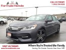 Used 2017 Honda Accord Sedan SPORT | DEMO | MICHELIN WINTER TIRES! for sale in Scarborough, ON