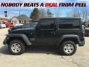 Used 2016 Jeep Wrangler Sport **HARD TOP**ONE OWNER** for sale in Mississauga, ON