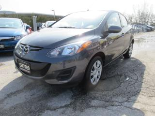 Used 2014 Mazda MAZDA2 SPORT HATCH BACK / ACCIDENT FREE for sale in Newmarket, ON