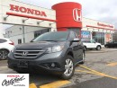 Used 2013 Honda CR-V EX-L, original roadsport vehicle, awesome low kms for sale in Scarborough, ON