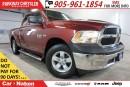 Used 2014 Dodge Ram 1500 SXT| 5.7 HEMI| 4X4| BLUETOOTH| XM RADIO| for sale in Mississauga, ON