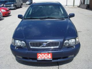 Used 2004 Volvo S40 1.9T for sale in Scarborough, ON