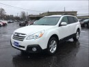 Used 2014 Subaru Outback 2.5i LTD NAVI/SUNROOF CALL BELLEVILLE $169.80 89K for sale in Picton, ON