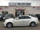 Used 2010 Cadillac CTS 3.0L, Pano Roof, Leather, WE APPROVE ALL CREDIT for sale in Mississauga, ON
