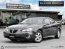 Used 2008 Pontiac Grand Prix POWER GROUP - CLEAN CAR-PROOF|AUTOMATIC for sale in Scarborough, ON