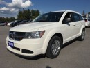 Used 2014 Dodge Journey CVP - Fuel Efficient - Touchscreen Radio for sale in Norwood, ON