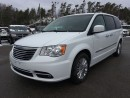 Used 2015 Chrysler Town & Country Touring - Loaded - Sunroof - Nav - Rear Screen for sale in Norwood, ON
