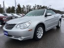 Used 2010 Chrysler Sebring Touring - Soft Power Top for sale in Norwood, ON