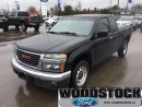 Used 2010 GMC Canyon SLE Ext Cab 2WD  - Onstar -  Box Liner for sale in Woodstock, ON
