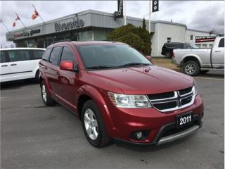 Used 2011 Dodge Journey SXT for sale in Cornwall, ON