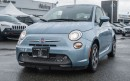 Used 2015 Fiat 500E for sale in Surrey, BC