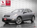 Used 2015 Infiniti QX50 AWD w/Leather, Moonroof & Alloy Wheels for sale in Etobicoke, ON