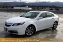 Used 2013 Acura TL Leather, Sun Roof, Heated Seat for sale in Winnipeg, MB